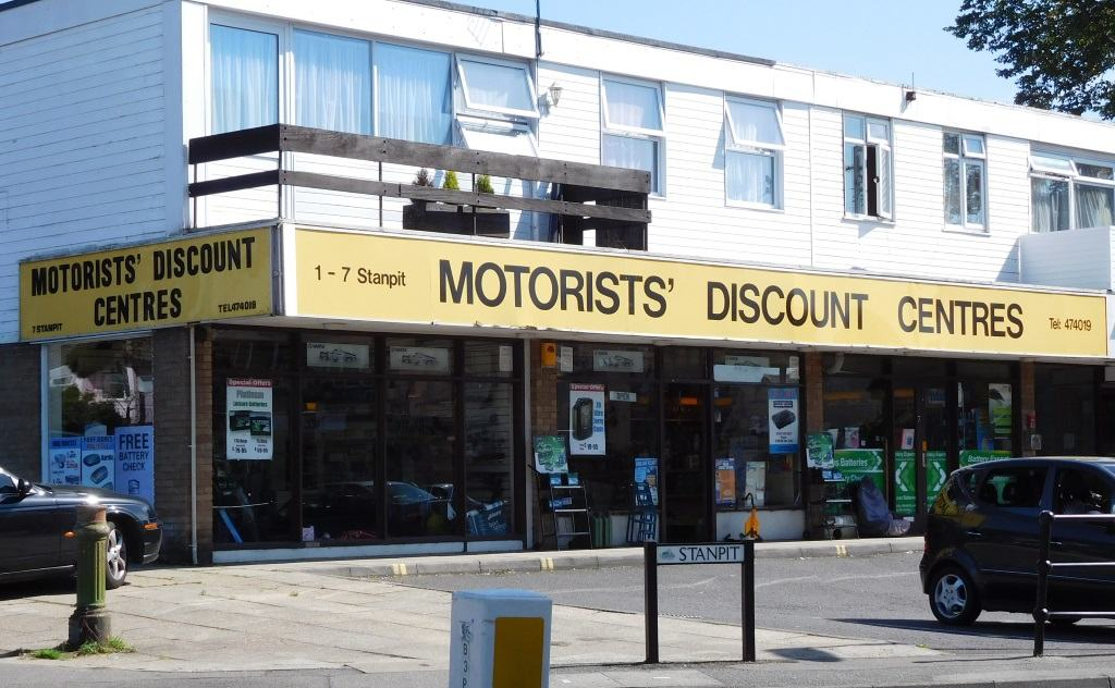 Motorists' Discount Centre - Christchurch Dorset