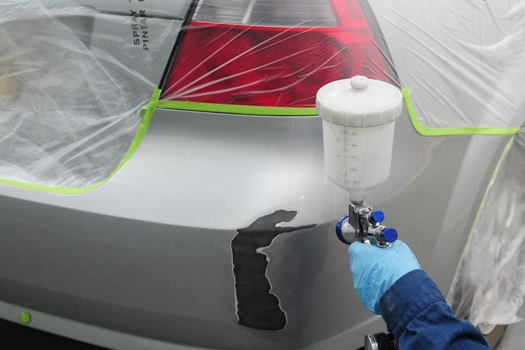 Car Paint Mixing