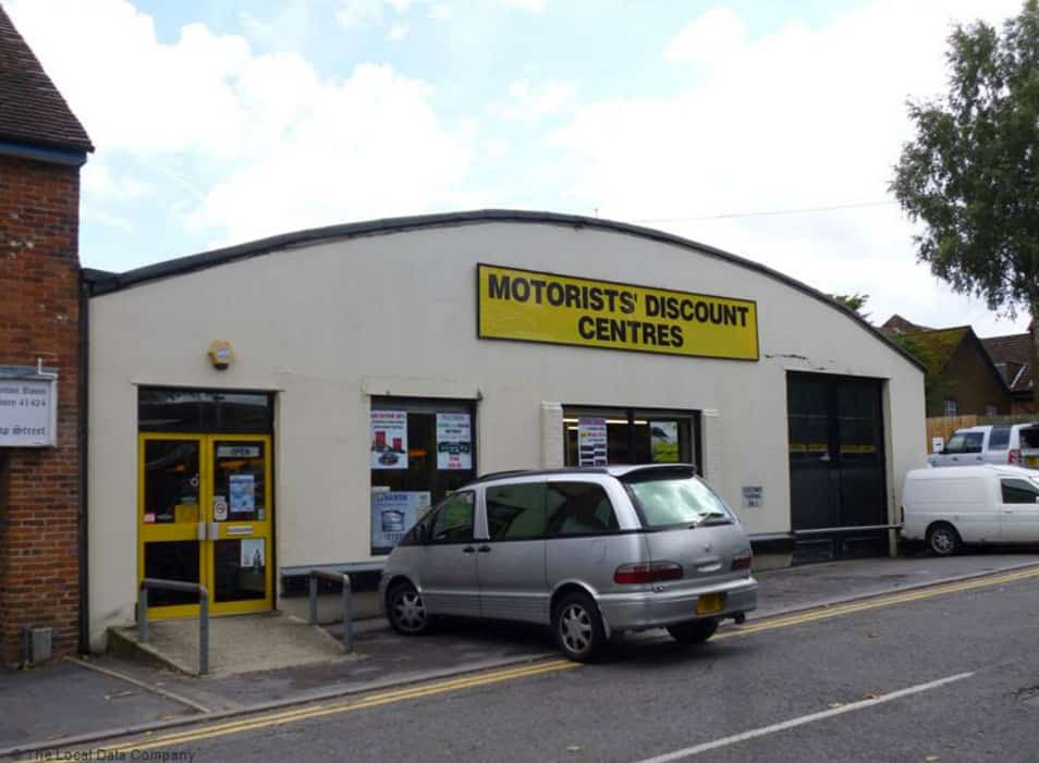 Motorists' Discount Centre - Newbury Berkshire