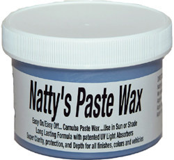 Natty's Paste Wax Blue