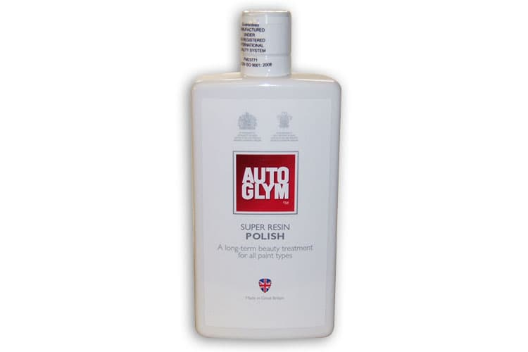 Autoglym car cleaner - Super Resin Polish