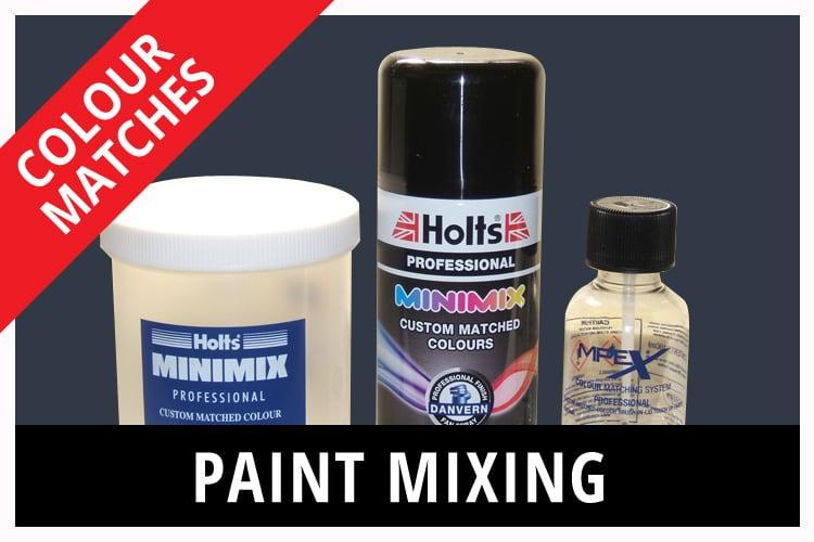 Minimix Paint Mixing