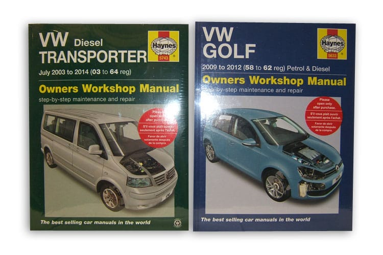 Haynes Workshop Manuals