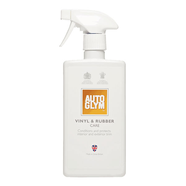 Autoglym car cleaner- Vinyl & Rubber Care