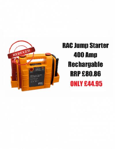 RAC Jump Starter Offer